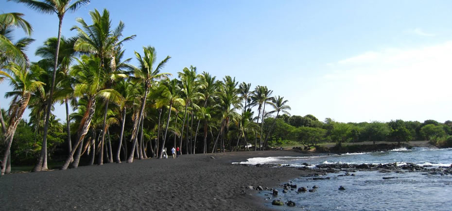 punaluu-black-sand-beach