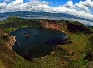 Volcan Point Island